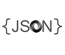 JSON Grey Logo